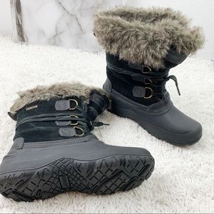 Khombu Women's The Slope Winter Snow Boots